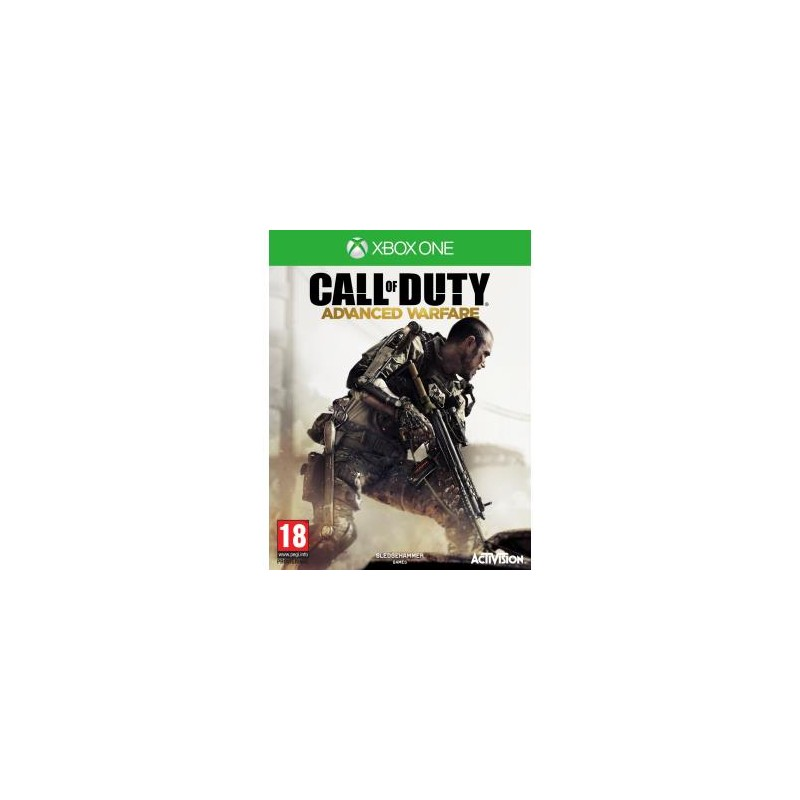 call of duty advanced warfare [XBOX ONE] - Dvfstore.com
