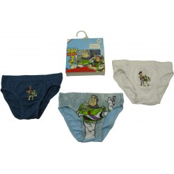 trousse 3 slips toy story (2 à 8 ans)
