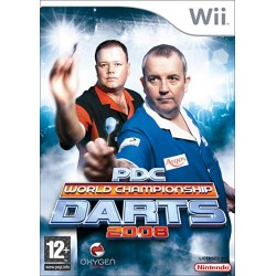 PDC World Championship Darts 2008 [WII]