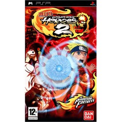 Naruto : Ultimate Ninja Heroes 2 : The Phantom Fortress [PSP]