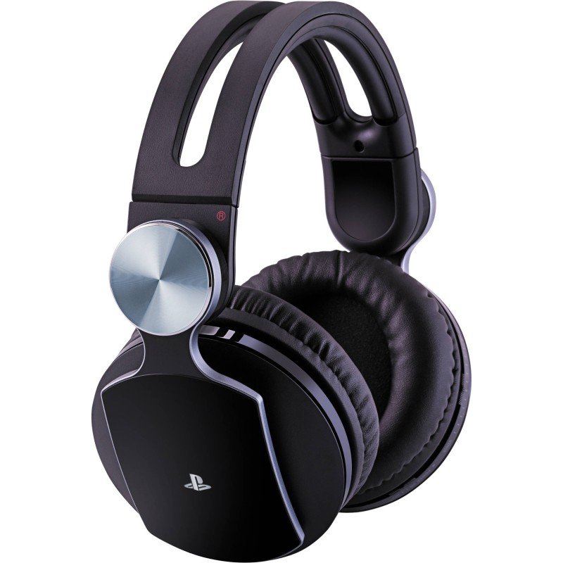 casque sans fil sony premium pulse pour sony playstation 3. Black Bedroom Furniture Sets. Home Design Ideas