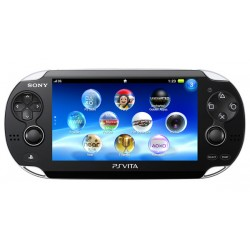 Console PS Vita WiFi Sony