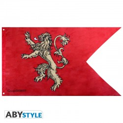 Drapeau GAME OF THRONES Lannister