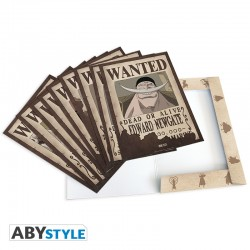 Portfolio 9 Affiche ONE PIECE wanted