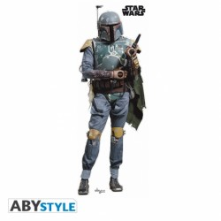 Stickers STAR WARS Bobafett
