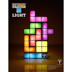 Tetris lampe blocs lumineux