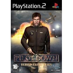 Pilot Down Derrière les lignes ennemies