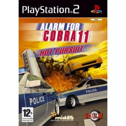 Alarm For Combra 11 Hot Poursuit PS2