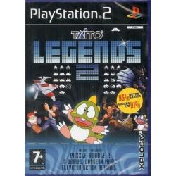 Taito Legends 2 [ps2]