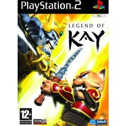 Legend of Kay [ps2]