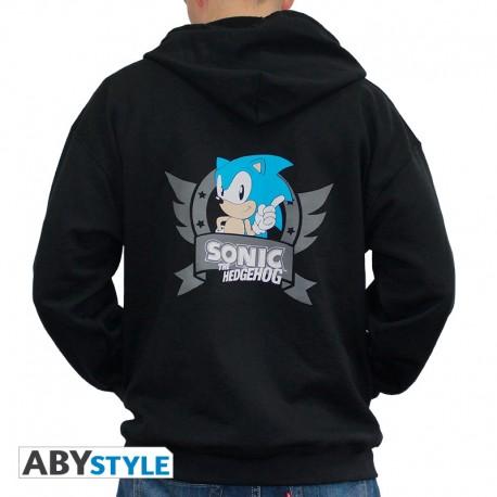 Sweat Sonic Logo Générique black