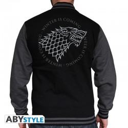 Veste Teddy GAME OF THRONES Stark