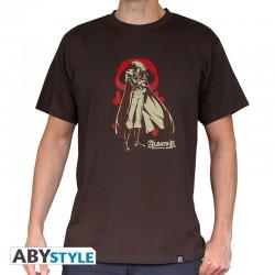 Tshirt Albator homme MC brown - basic