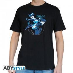 T-shirt BLUE EXORCIST Toshiro Hitsurgaya