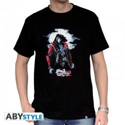 Tshirt Castlevania Dracula homme MC black