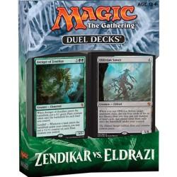 MAGIC Duel Decks Zendikar Vs Eldrazi