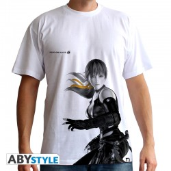 T-shirt Dead or alive Kasumi homme MC white