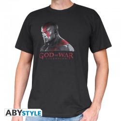 T-shirt God of war Kratos homme MC black used