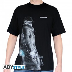 T-Shirt WATCH DOGS Aiden Homme