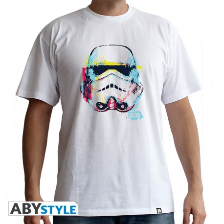 T-Shirt STAR WARS Trooper Graphique Homme