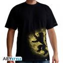 t-shirt game of thrones : Lannister Spray homme mc black