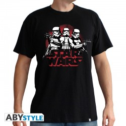 T-Shirt STAR WARS StormTroopers Homme