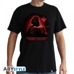 T-Shirt STAR WARS Dark Vador Foi Homme