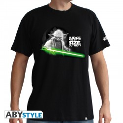 T-Shirt STAR WARS Yoda Homme