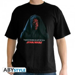 T-Shirt STAR WARS Darth Maul Homme