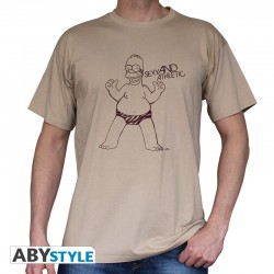 T-Shirt SIMPSON Sexy & Athletic Homme