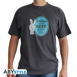 T-Shirt SIMPSON Beer Homme