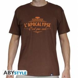T-Shirt LES VISITEUR DU FUTUR Apocalypse Homme