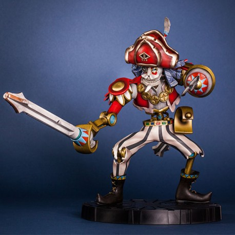 ZELDA - Figurine Collector Scervo 28cm