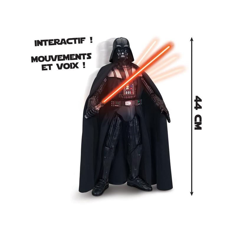 star wars dark vador interactif 44 cm. Black Bedroom Furniture Sets. Home Design Ideas