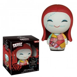 NIGHTMARE BEFORE CHRISTMAS Vynil Sugar Dorbz 62 Sally