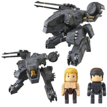 METAL GEAR SOLID D-SPEC - Metal Gear Rex !