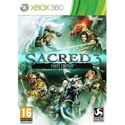 Sacred 3 First Edition [Xbox360]
