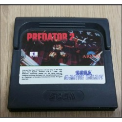 PREDATOR 2 ! Game Gear
