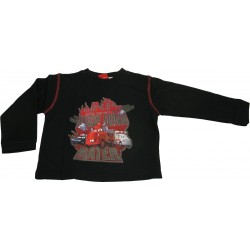 sweat cars martin se la raconte noir (2 à 6 ans)