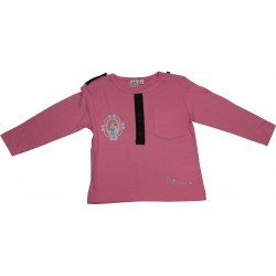 tshirt princess rose (2 à 6 ans)