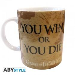 Mug Game of Thrones Opening logo