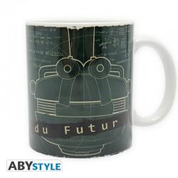 Mug Le Visiteur du Futur Castabot