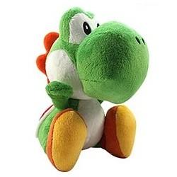 Peluche NINTENDO Mario Bros Sanei Yoshi