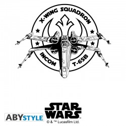 Verre STAR WARS X Wing Lot de 6