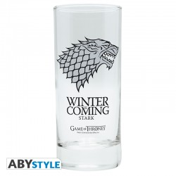 Verres GAME OF THRONES Stark Lot de 6