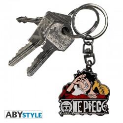 Porte Clés ONE PIECE Luffy New World