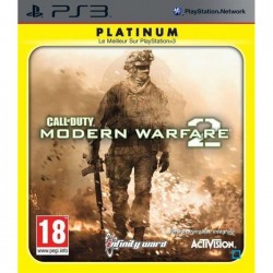 Call Of Duty Modern Warfare 2 Platinium [PS3]
