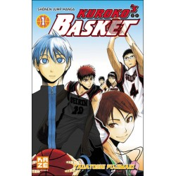 Kuroko's basket tome 1