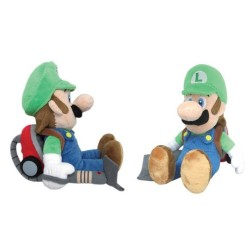 Peluche Luigi's Mansion