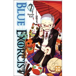 Blue exorcist tome 7